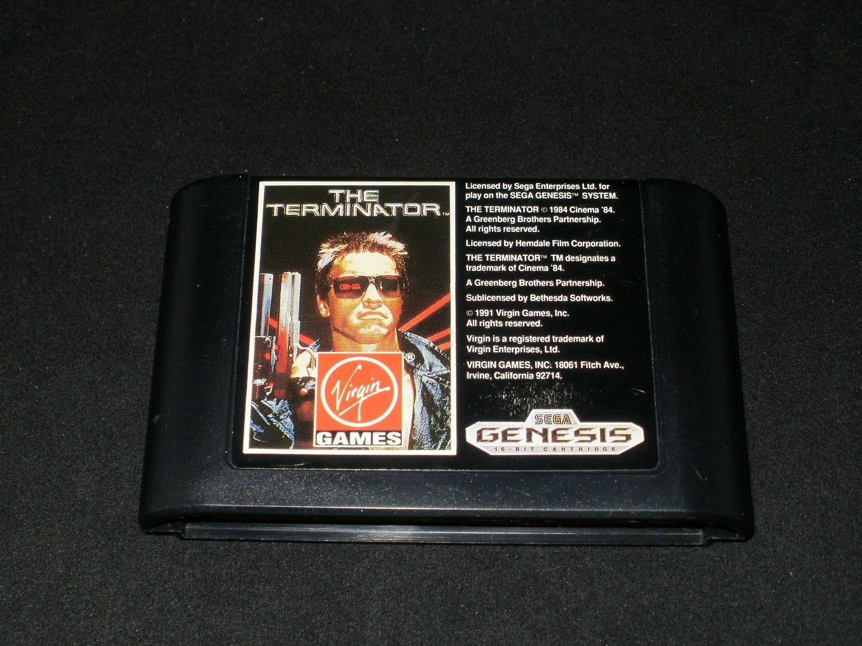 Terminator - Sega Genesis