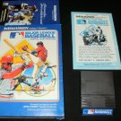 Major League Baseball - Mattel Intellivision - Complete CIB