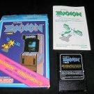 Zaxxon - Mattel Intellivision - Complete CIB - Rare