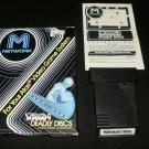 Tron Deadly Discs - Atari 2600 - Complete CIB - Rare