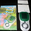 Talking Golf Tour - Vintage Handheld - Radio Shack 1998 - Complete CIB