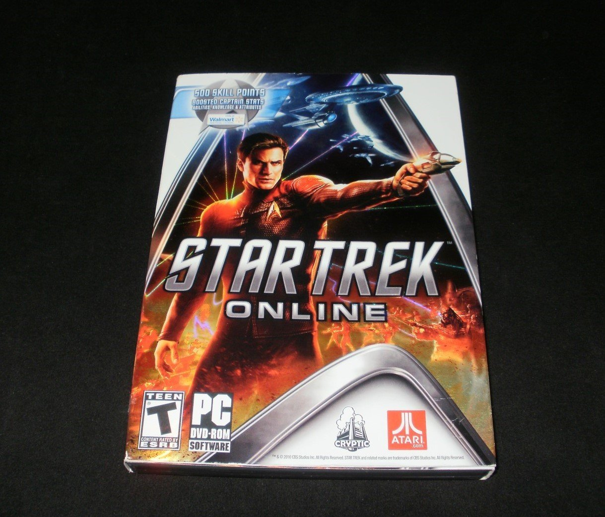 Star Trek Online - 2010 Atari - Windows PC - Complete CIB