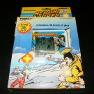 Heavy Barrel - Vintage Handheld - Tiger Electronics 1988 - Complete CIB - Rare