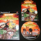 Nicktoons Battle for Volcano Island - Sony PS2 - Complete CIB