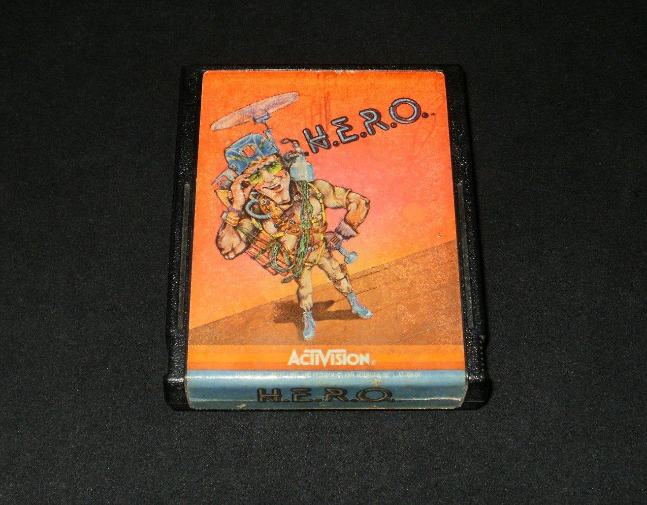 HERO - Atari 2600 - Rare