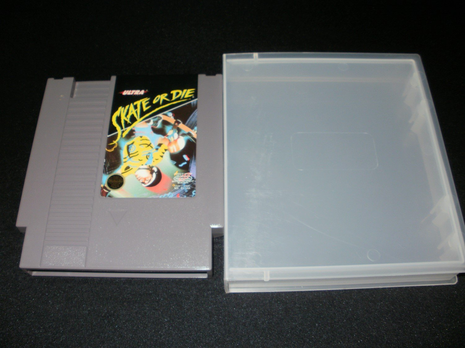 Skate or Die - Nintendo NES - With Case