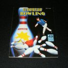 Championship Bowling - Nintendo NES - Manual Only
