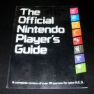 Official Nintendo Player's Guide - Nintendo 1987 - Stickers Included