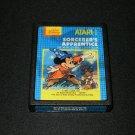 Sorcerer's Apprentice - Atari 2600