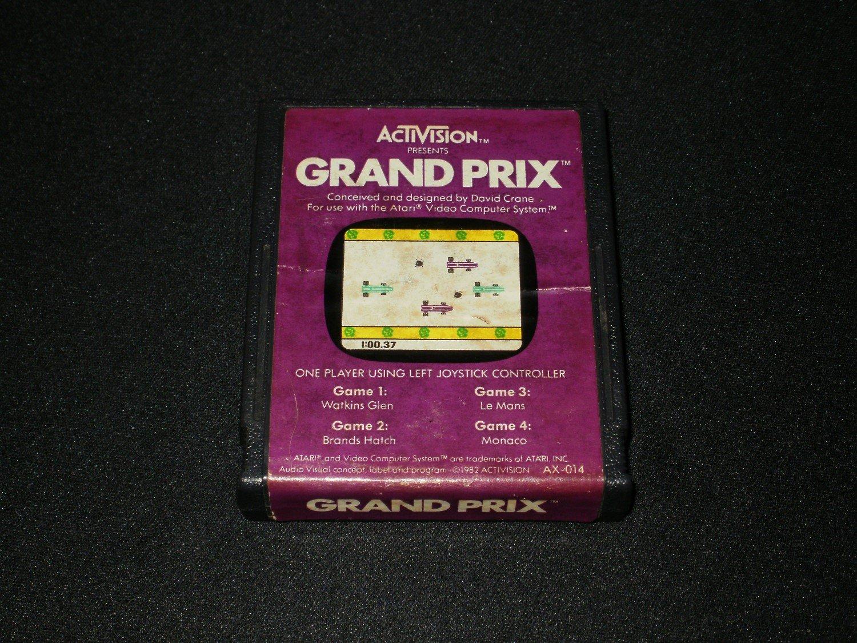 Grand Prix - Atari 2600