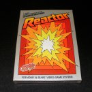 Reactor - Atari 2600 - Brand New Factory Sealed