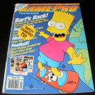 Gamepro Magazine - December 1991 - Simpsons Bart VS The World