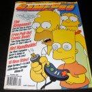 Gamepro Magazine - December 1990 - The Simpsons