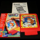 Tails and the Music Maker - Sega Pico - Complete CIB - Rare