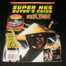 Super SNES Buyer's Guide - March 1993 - Volume 3 - Number 2