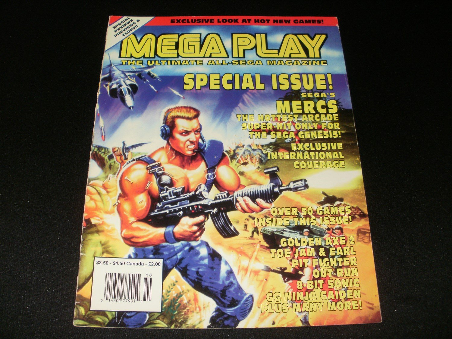 Mega Play Magazine - September 1991