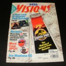 Sega Visions Magazine - June, July 1993
