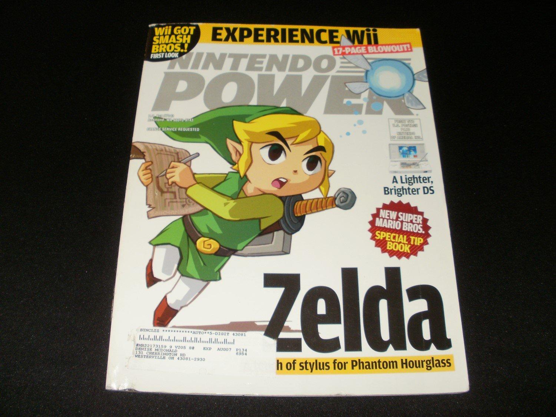Nintendo Power - Issue No. 205 - July, 2006