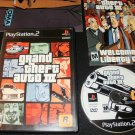 Grand Theft Auto III - Sony PS2 - Complete CIB - Black Label Original Release