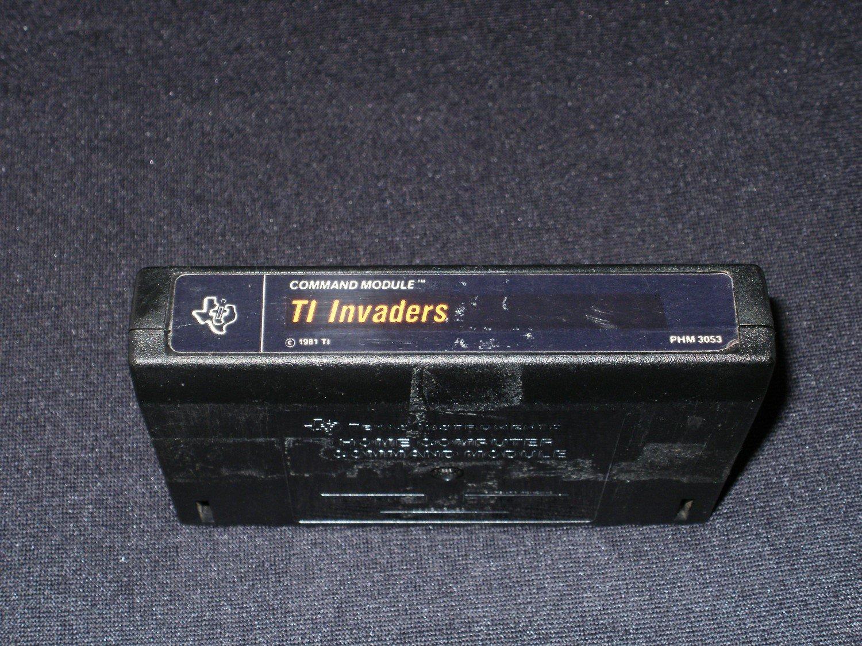 TI Invaders - Texas Instruments TI-99