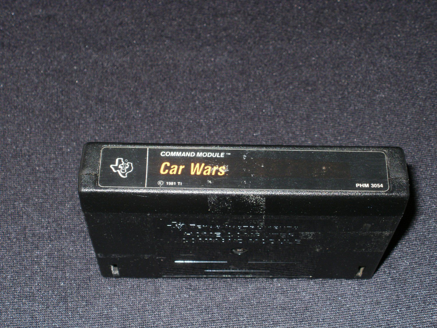 Car Wars - Texas Instruments TI-99