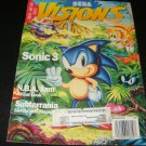 Sega Visions Magazine - February, March 1994
