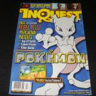 InQuest Gamer Magazine - December 1999 - Issue 56 - Pokemon Cover - Rare