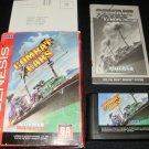 Combat Cars - Sega Genesis - Complete CIB