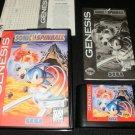 Sonic the Hedgehog Spinball - Sega Genesis - Complete CIB
