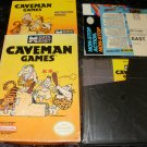 Caveman Games - Nintendo NES - Complete CIB
