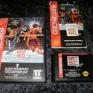 Best of the Best Championship Karate - Sega Genesis - Complete CIB