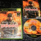 Return to Castle Wolfenstein Tides of War - Xbox - Complete CIB