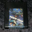 Death Trap - Atari 2600 - With Manual - Rare