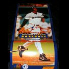 Major League Baseball Featuring Ken Griffey Jr Poster - Nintendo Power March, 1994 - Never Used