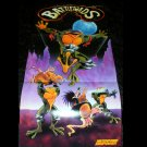 Battletoads Poster - Nintendo Power March, 1991 - Never Used