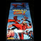 Super Street Fighter 2 Turbo Revival Poster - Nintendo Power July, 2001 - Never Used