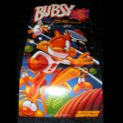 Bubsy Poster - Nintendo Power May, 1993 - Never Used