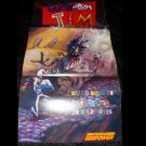 Earthworm Jim Poster - Nintendo Power December, 1994 - Never Used