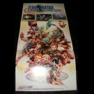 Final Fantasy Crystal Chronicles Poster - Nintendo Power - Never Used