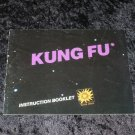 Kung Fu - Nintendo NES - Manual Only