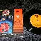 Story of Atari Star Raiders - 33 1/3 RPM Record - Kid Stuff Records 1982 - Rare
