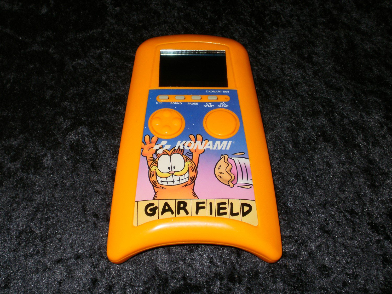 Garfield - Vintage Handheld - Konami 1991 - Rare
