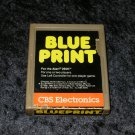 Blueprint - Atari 2600