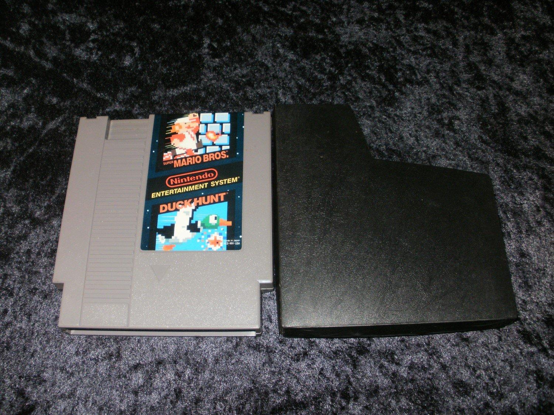 Duck Hunt - Nintendo NES - With Cartridge Sleeve
