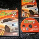 Tokyo Xtreme Racer DRIFT 2 - Sony PS2 - Complete CIB