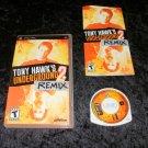 Tony Hawk's Underground 2 Remix - Sony PSP - Complete CIB