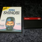 Shinobi - Sega Master System - With Box - PAL Release
