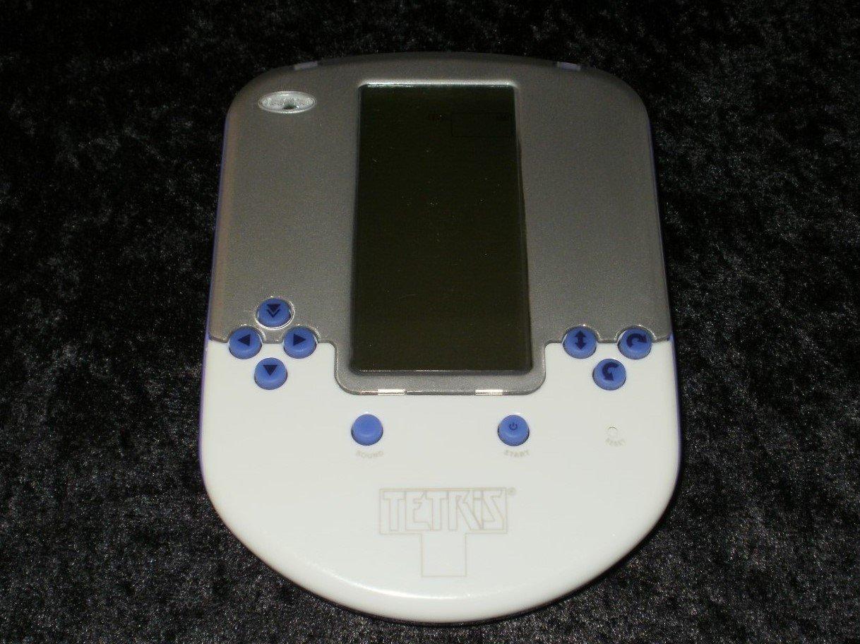 Big Screen Tetris - Radica 2010 Handheld