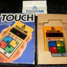Touch Me - Vintage Handheld - Atari 1978 - Complete CIB