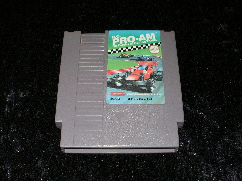 RC Pro-AM - Nintendo NES